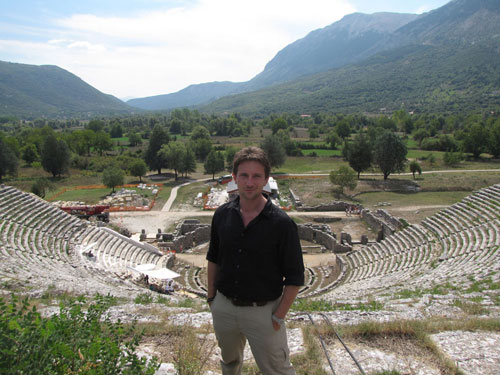 Theatron: Theatre and the ancient world
