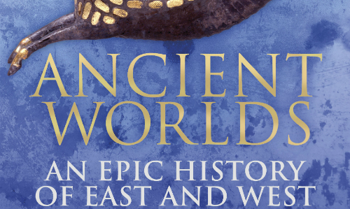 New Book: Ancient Worlds