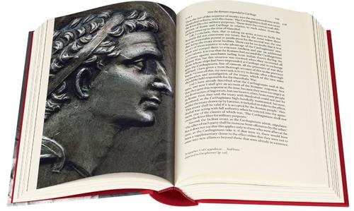 Rise of Rome; Polybius'