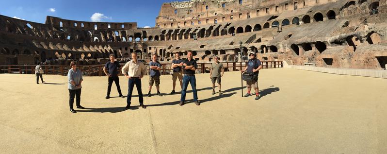 Invisible Rome