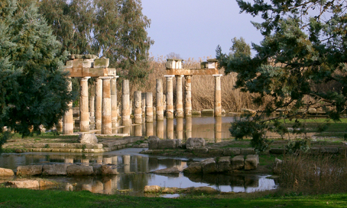 Sanctuary of Artemis, Vravona_resize
